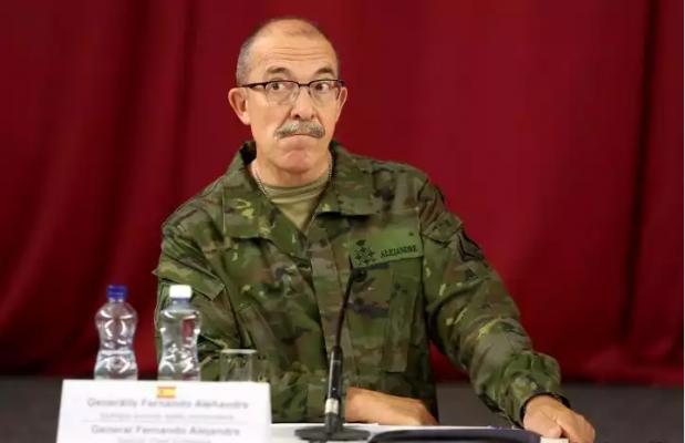 Испанский генерал: Мы защитим Латвию от русских!