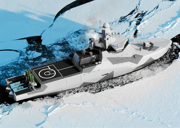 Stern: ледоколы проекта 23550 превратят Арктику в «море Путина»