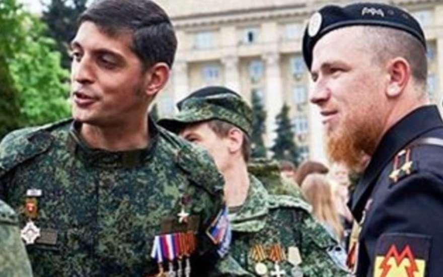 Героям Донбасса!