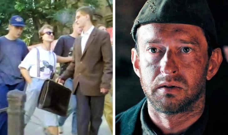 Вот как выглядели звезды российского кино в своем самом первом фильме и сейчас