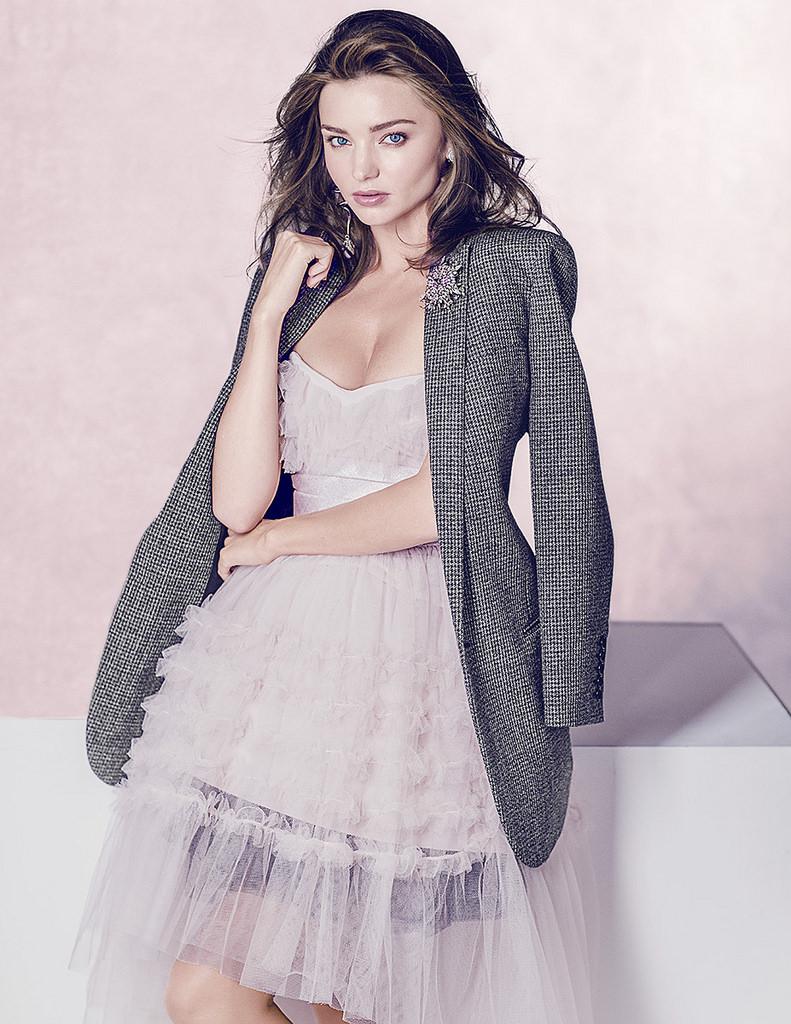Миранда Керр — Фотосессия для «Vogue» TH 2015