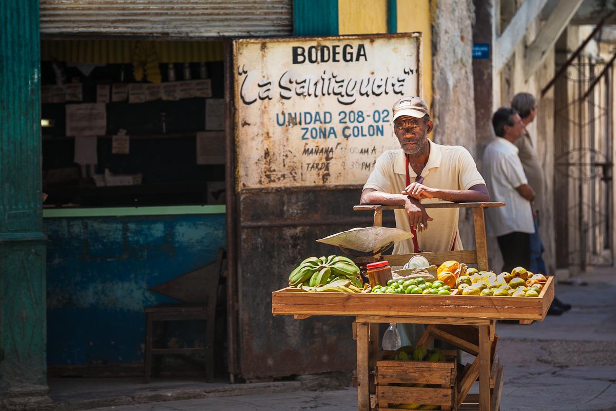 Кубинские магазины - путешествие в прошлое