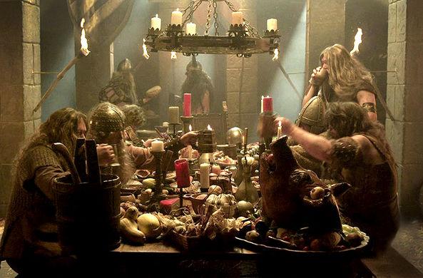 Названа основная польза от диеты викингов