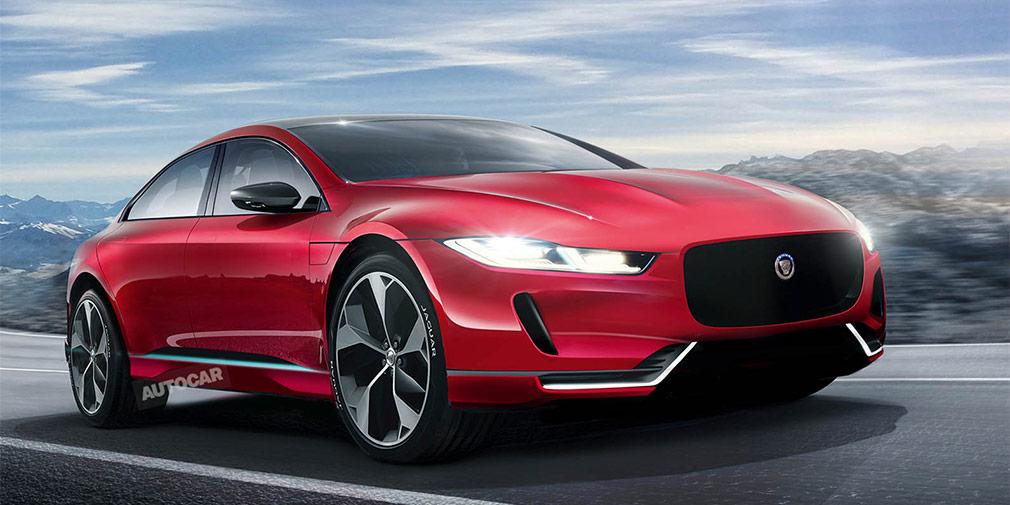 Легендарный Jaguar XJ станет флагманом известного автобренда в мире электрокаров.