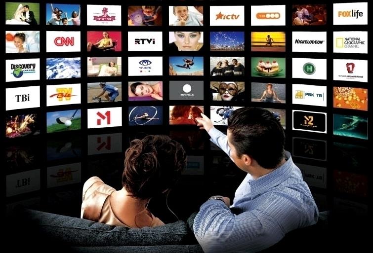 Количество россиян, готовых платить за онлайн телевидение, увеличилось