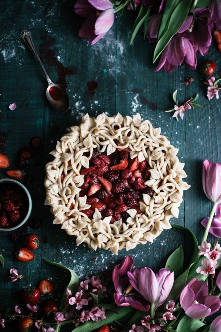 Пироги от Karin Pfeiff Boschek (трафик)