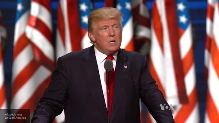 Президент США Дональд Трамп назвал The New York Times пародией на СМИ