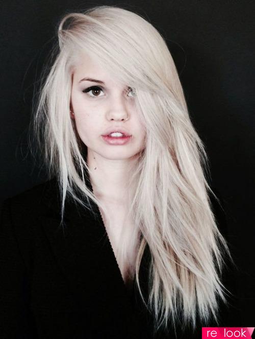 модные оттенки блонда