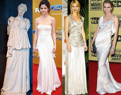 Модная Одежда В Стиле Древней Греции