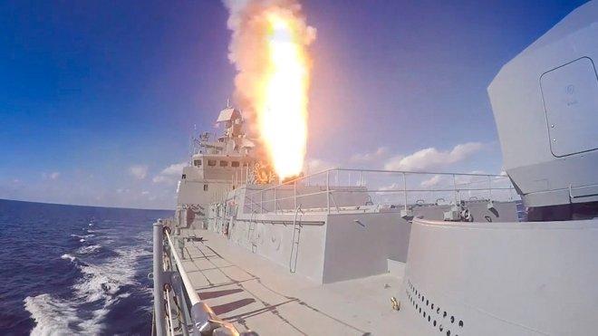 Россия изменит «Калибр-М» на…