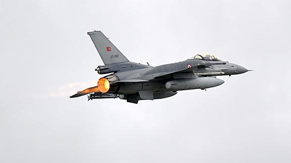 Турецкие ВВС оказались ненадежными