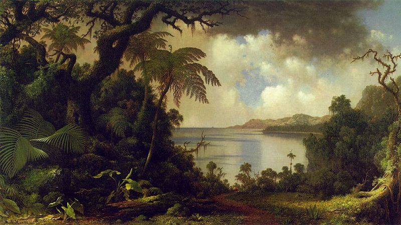 File:Martin Johnson Heade - View from Fern Tree Walk Jamaica ATC.jpg