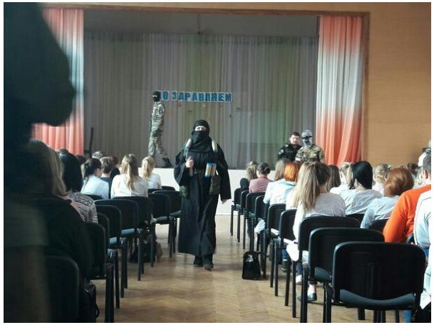 Как священнослужители мракобесием в школах занимаются