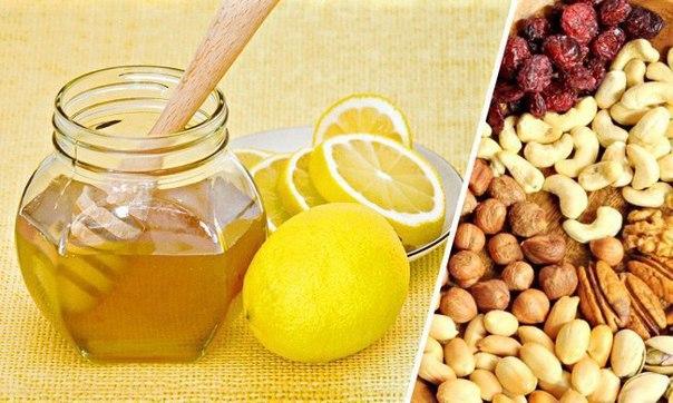Классный рецепт «витаминной бомбы» для иммунитета  Каждый год помимо красок…