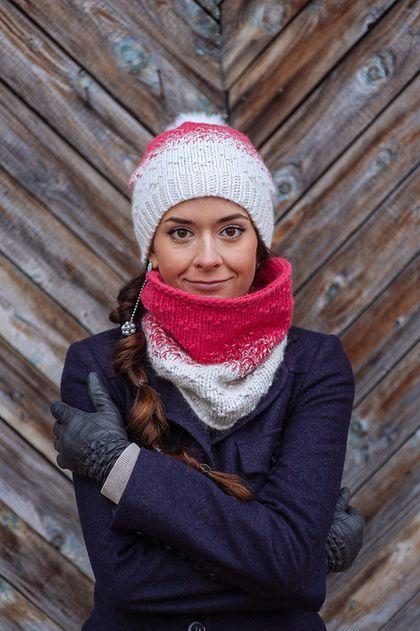 Тренд зимы 2018: 18 стильных вариантов шапки с градиентом