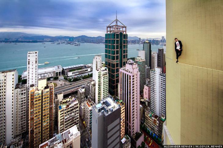 Высоты Гонконга