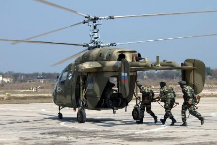«Вертолеты России»: Ка-226Т успешно прошел испытания вИране