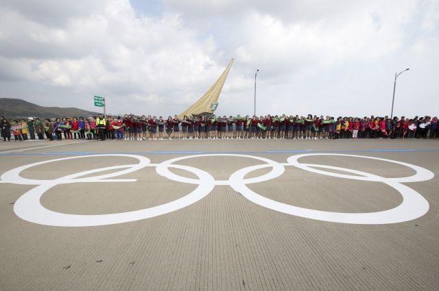 В Паралимпийском комитете РФ просят поддержать атлетов, собирающихся на ОИ