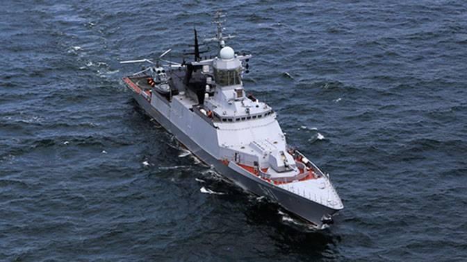 Для флота были не только деньги. Промышленные возможности - тоже