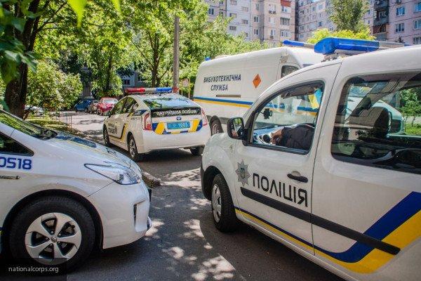 США поставят Нацполиции Украины спецавтомобили для предотвращения беспорядков