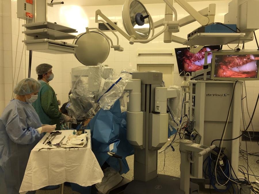 Российский робот-хирург: луч…