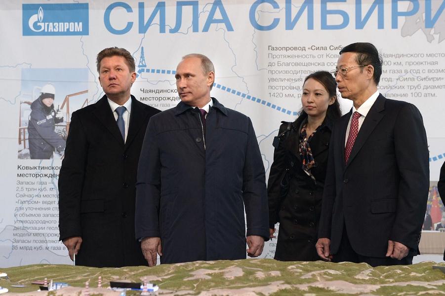 «Газпрому» осталось 16 лет? …
