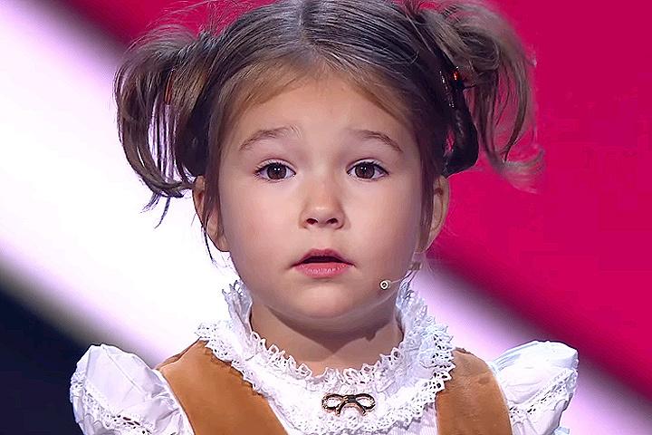 Как 4-летняя звезда шоу «Удивительные люди» научилась свободно говорить на 7 языках