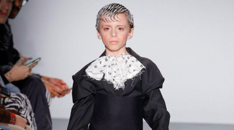 Кто такой Десмонд Наполес – 10-летний дрэг-квин, который дебютировал на Неделе моды в Нью-Йорке