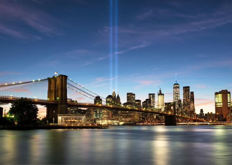 Манхэттен, Нью-Йорк Северная Америка, путешествие, фотография