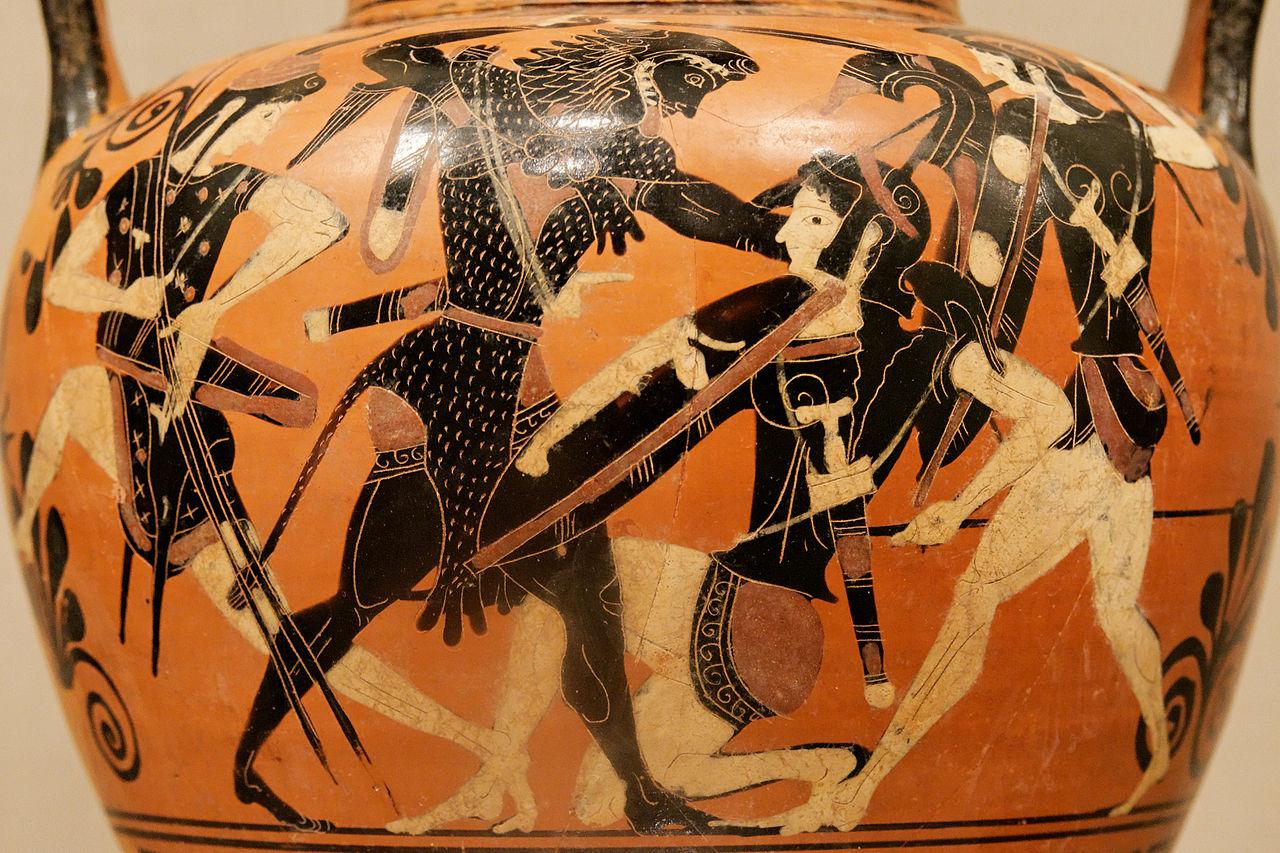 Женский атлетизм в Древней Греции