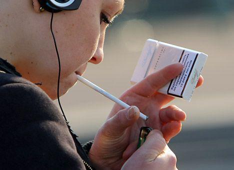 Новый антитабачный закон. Курить или не курить, вот в чём вопрос