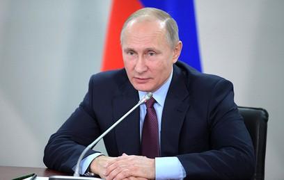 """Путин рассказал о значении проекта """"Ямал СПГ"""" для России"""
