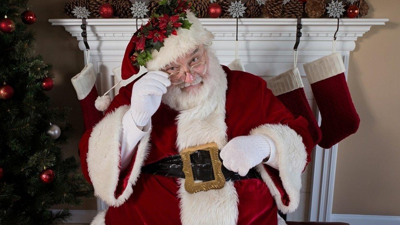 Санта-Клаус подготовил подарки для Путина и Трампа