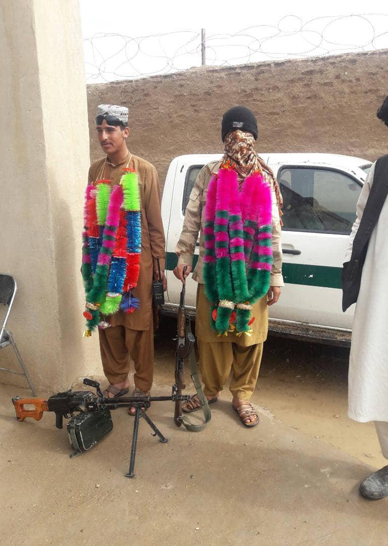 Праздничный Талибан