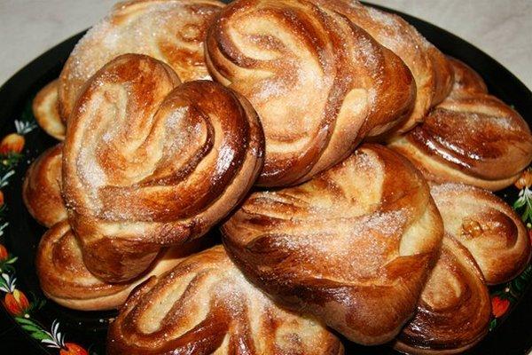 Рецепт московской булочки