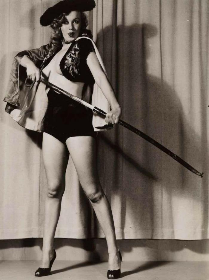 Эротические снимки Мэрилин Монро, о которых мало кто знает