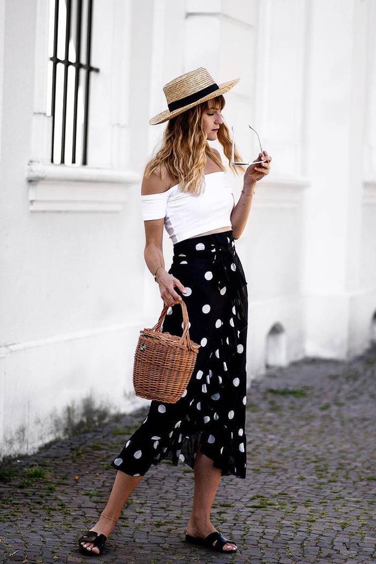 Летний лук – твой модный образ.  Состаляем идеальные комплекты для жаркого сезона!