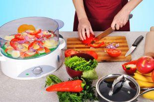 Как полезнее всего готовить еду?