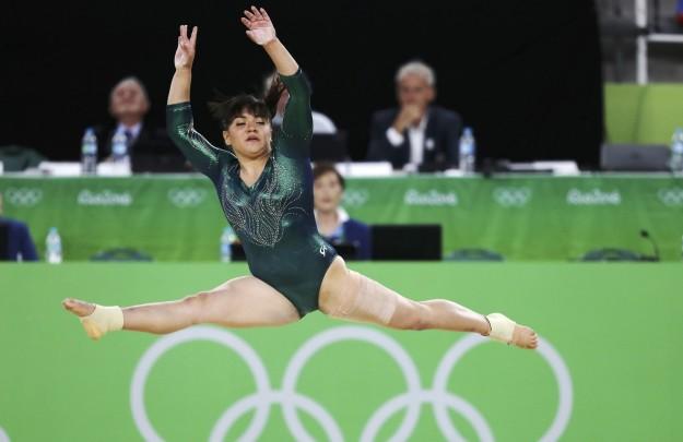 Одно выступление — и все стереотипы разрушены. Мексиканская гимнастка поразила Рио!