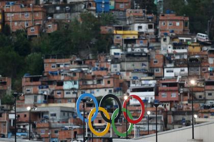 Президент Олимпийского комитета Германии высказался за отстранение России от ОИ