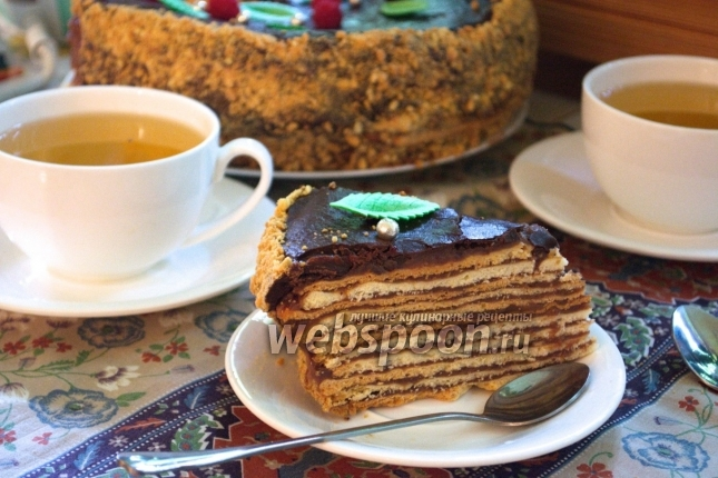 Торт «Принц-Регент»