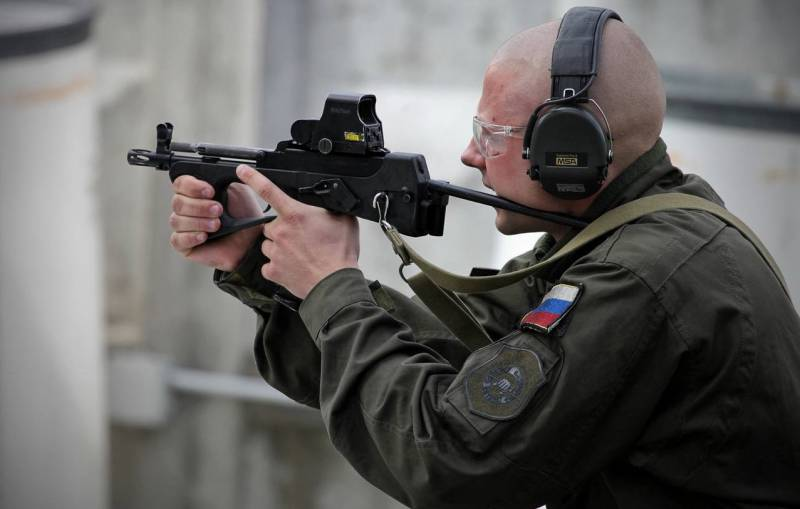 Ренессанс пистолетов-пулемётов