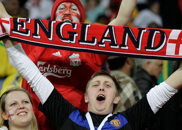Британские СМИ посоветовали футбольным фанатам не спорить с русскими о войне