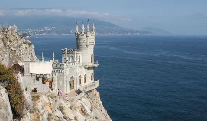 Немецкие политики прибыли в Крым