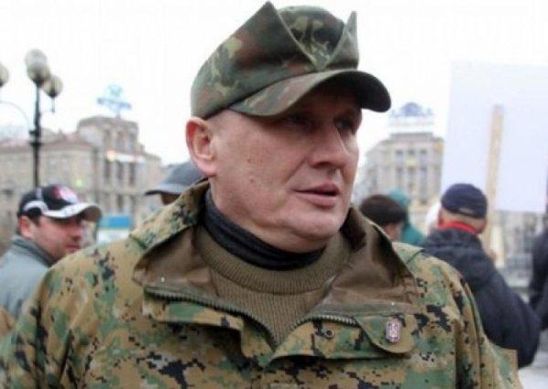 Главный оуновец Коханивский обещает продолжить акции «Смерть России!»