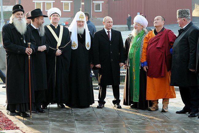 В России рождается новая цивилизационная модель
