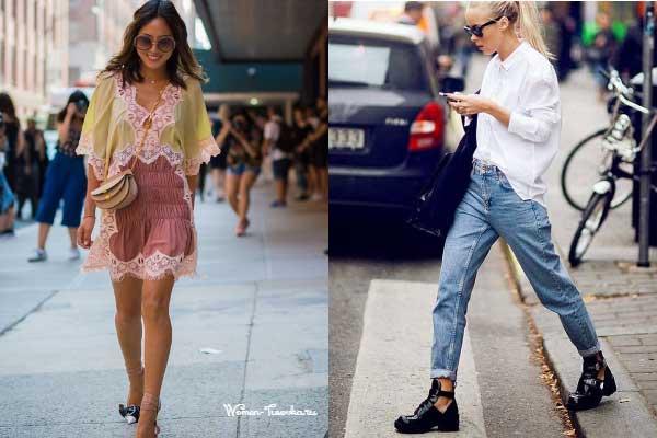 Как одеваться худеньким девушкам: 7 фэшн-правил