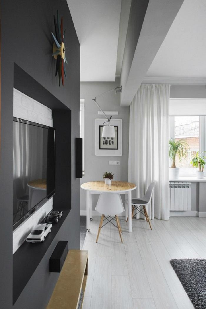 дизайн квартиры 30 кв.м