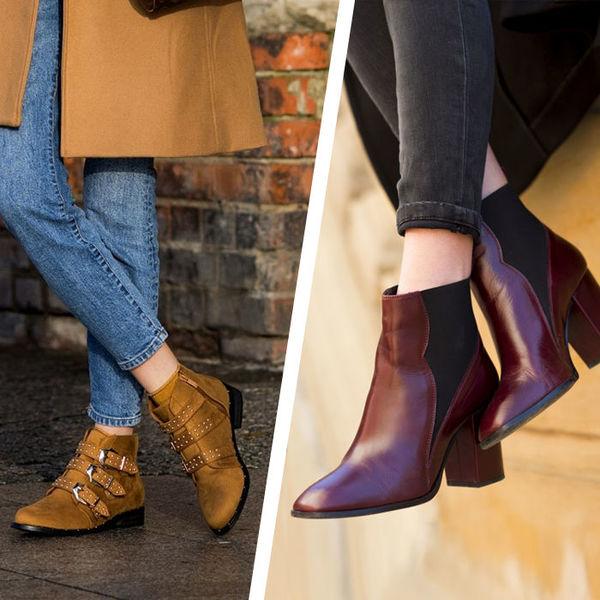 Модные женские ботинки 2019:…