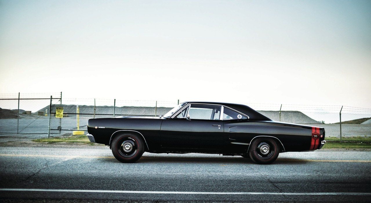 1968 Dodge Coronet Super Bee Hemi